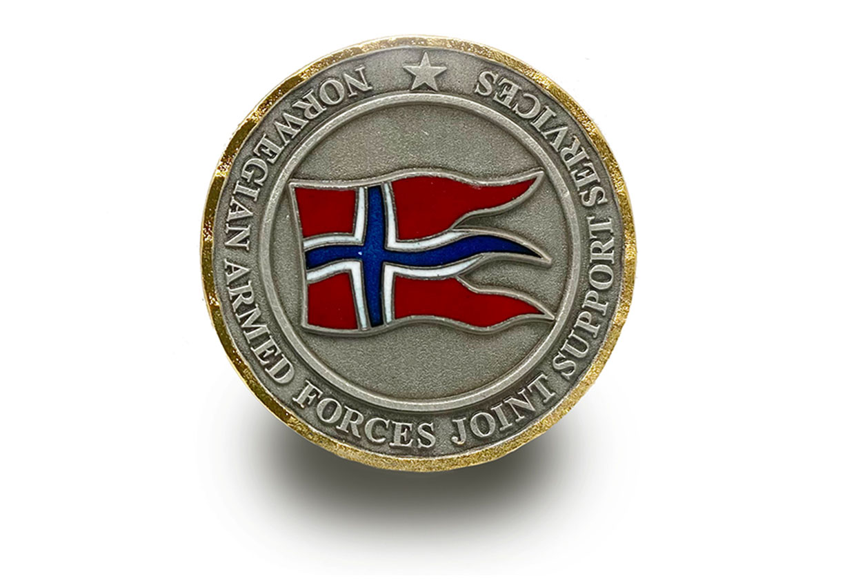 coin-norsk-flagg