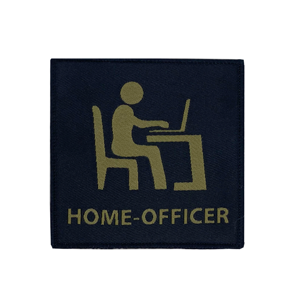home-officer patch